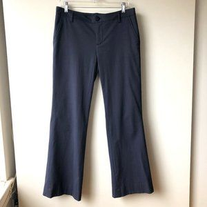 Marc By Marc Jacobs Dark Gray Blue Casual Trouser